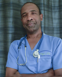 Kenneth Chukwuemeka Registered Nurse Holistic Health Practioner Natural Medicine Center of Lakeland Florida