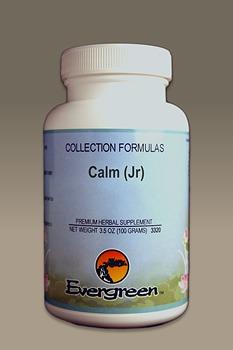 G3082 Evergreen Calm (Jr) - Capsules 100 count Homeopathy Holistic Healthcare Natural Medicine Center Lakeland Central Florida