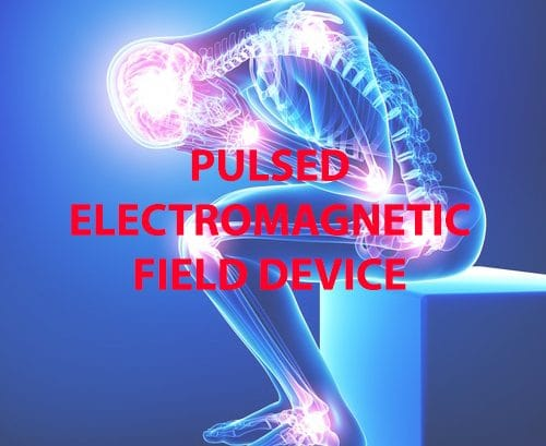 Pulsed Electromagnetic Field Device