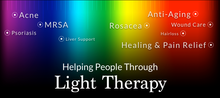 Light Therapy Treatment Banner