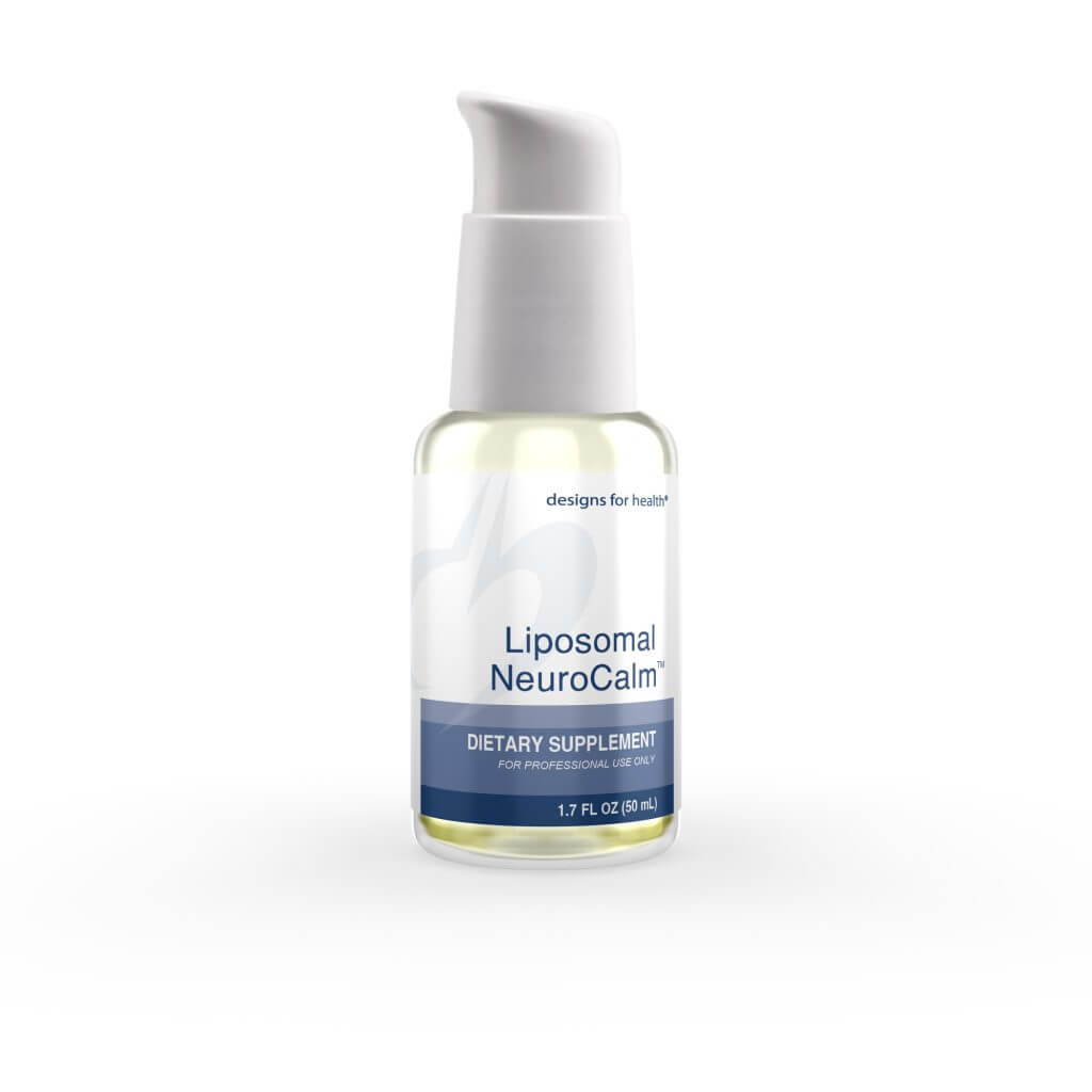 Liposomal NeuroCalm Dietary Supplement Bottle