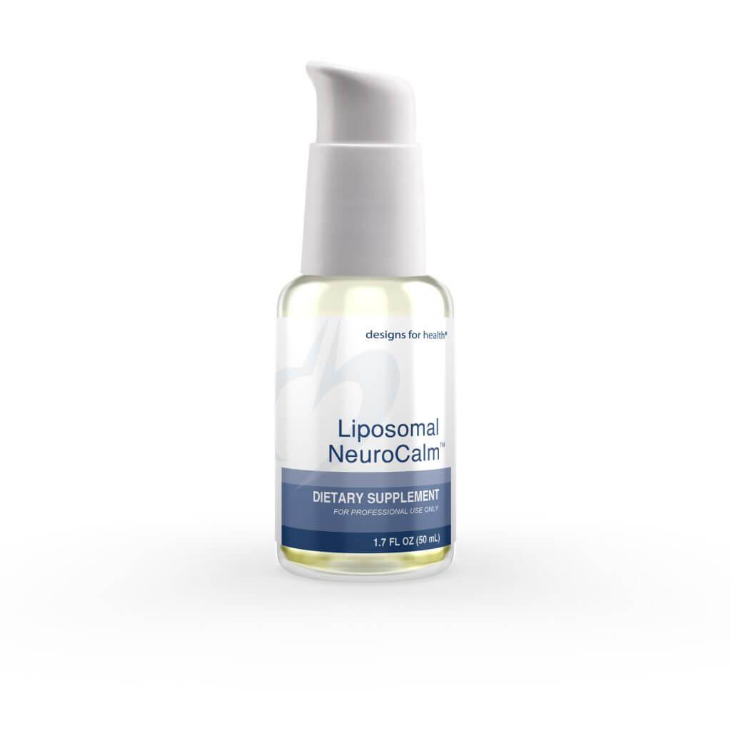 Liposomal NeuroCalm Dietary Supplement Bottle
